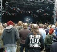 FOTO: Janni Ellegaard Andersen / Hultsfred Festival 2003 / ellegaardandersen.dk